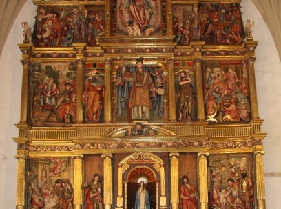 Retablo Mayor de Matute