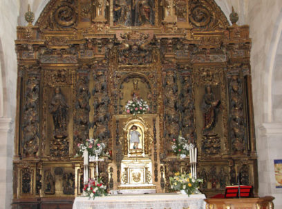 Retablo Mayor de Grávalos